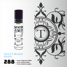 Load image into Gallery viewer, Gucci Guilty Black Inspired | Fragrance Oil - Him - 288