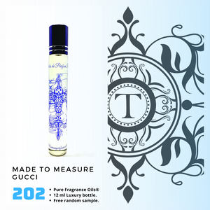 Made to Measure | Fragrance Oil - Him - 202