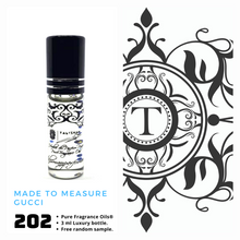 Load image into Gallery viewer, Made to Measure | Fragrance Oil - Him - 202
