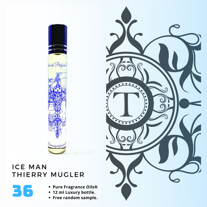 Ice Man | Fragrance Oil - Him - 36