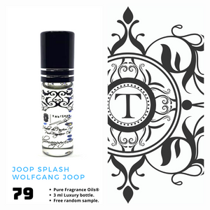 Joop Splash | Fragrance Oil - Him - 79