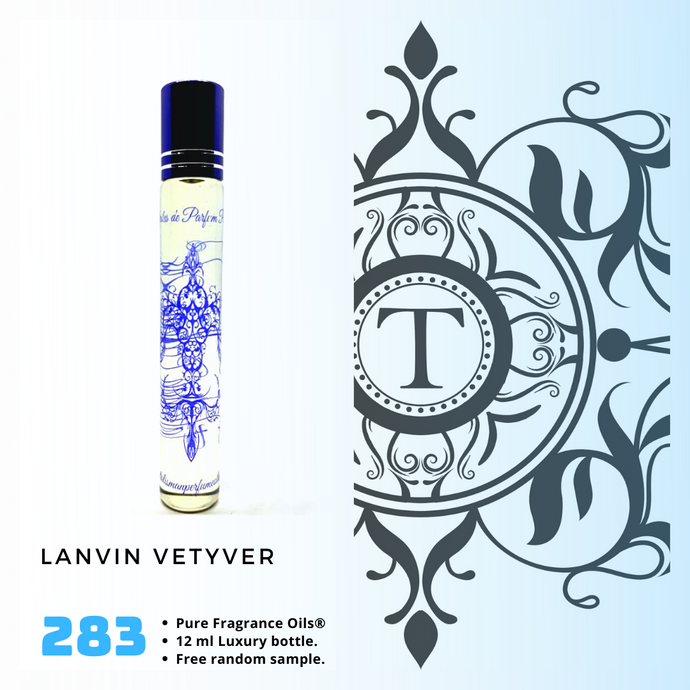 Lanvin Vetyver | Fragrance Oil - Him - 283