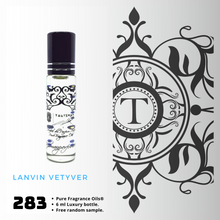 Load image into Gallery viewer, Lanvin Vetyver | Fragrance Oil - Him - 283