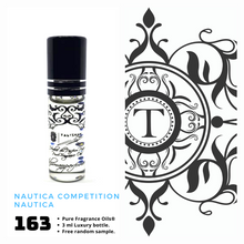 Load image into Gallery viewer, Nautica Competition | Fragrance Oil - Him - 163