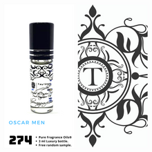 Load image into Gallery viewer, Oscar Men | Fragrance Oil - Him - 274