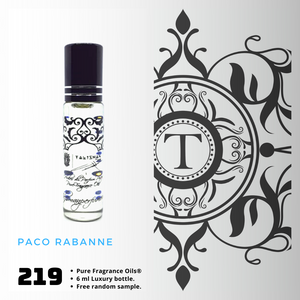 Paco Rabanne Inspired | Fragrance Oil - Him - 219