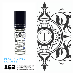 Play in Style | Fragrance Oil - Him - 162