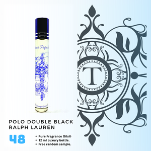 Polo Double Black | Fragrance Oil - Him - 48