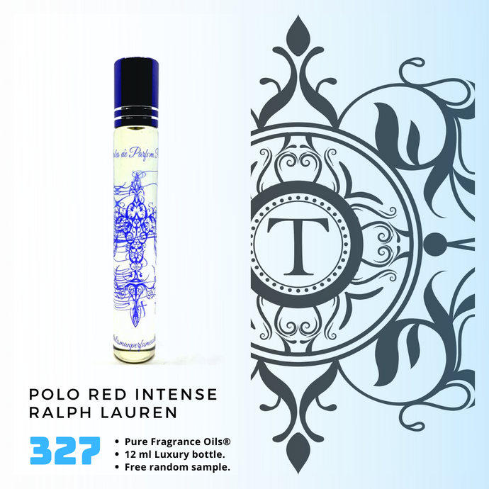 Polo Red Intense | Fragrance Oil - Him - 327