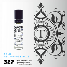 Load image into Gallery viewer, Polo Red White & Blue | Fragrance Oil - Him - 277