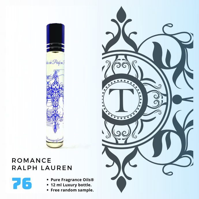 Romance | Fragrance Oil - Him - 76