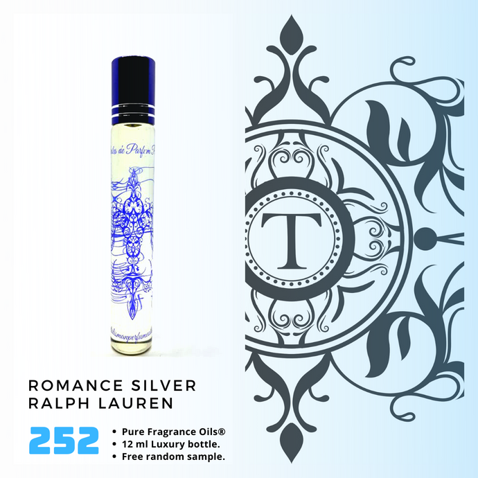 Romance Silver | Fragrance Oil - Him - 252