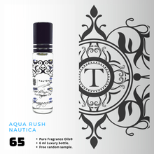 Load image into Gallery viewer, Aqua Rush - Nautica | Fragrance Oil - Him - 65