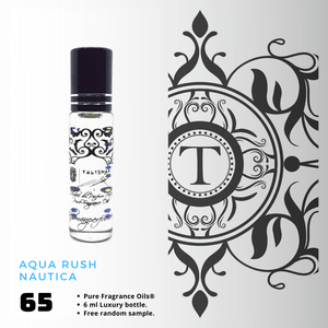 Aqua Rush - Nautica - Him - ( 65 )