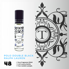 Load image into Gallery viewer, Polo Double Black | Fragrance Oil - Him - 48
