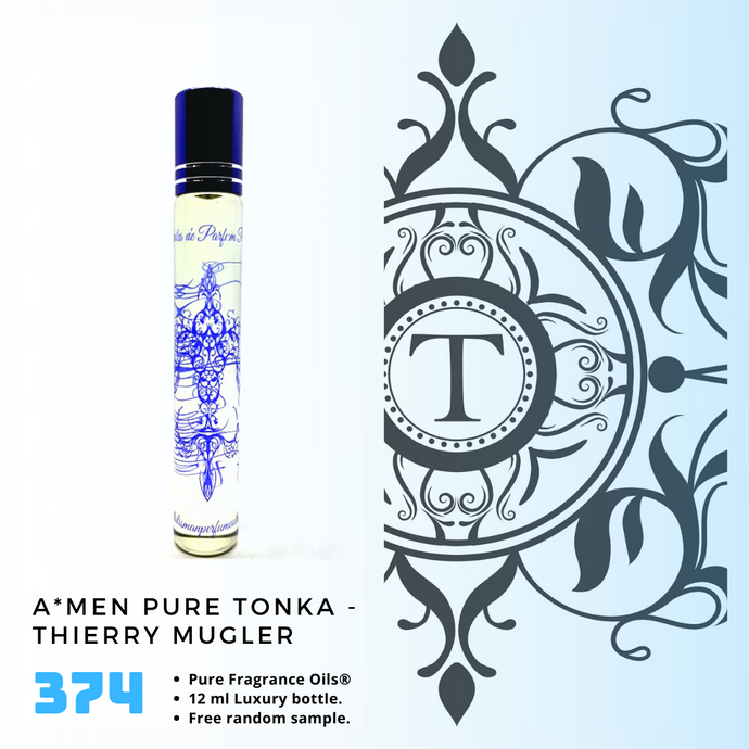 A*Men Pure Tonka | Fragrance Oil - Him - 374 - Talisman Perfume Oils®