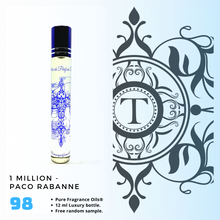 Load image into Gallery viewer, 1 Million Inspired | Fragrance Oil - Him - 98 - Talisman Perfume Oils®