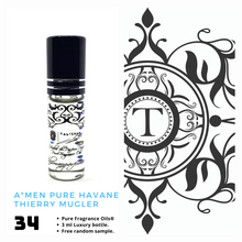 Load image into Gallery viewer, A*Men Pure Havane - TM - Him - Talisman Perfume Oils®