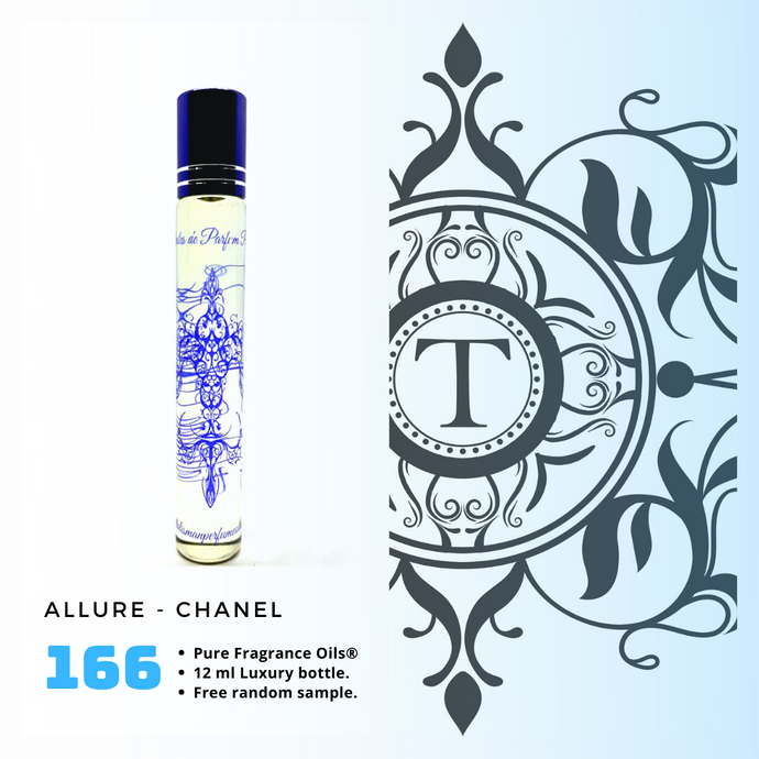 Allure - Chanel - Him - Talisman Perfume Oils®