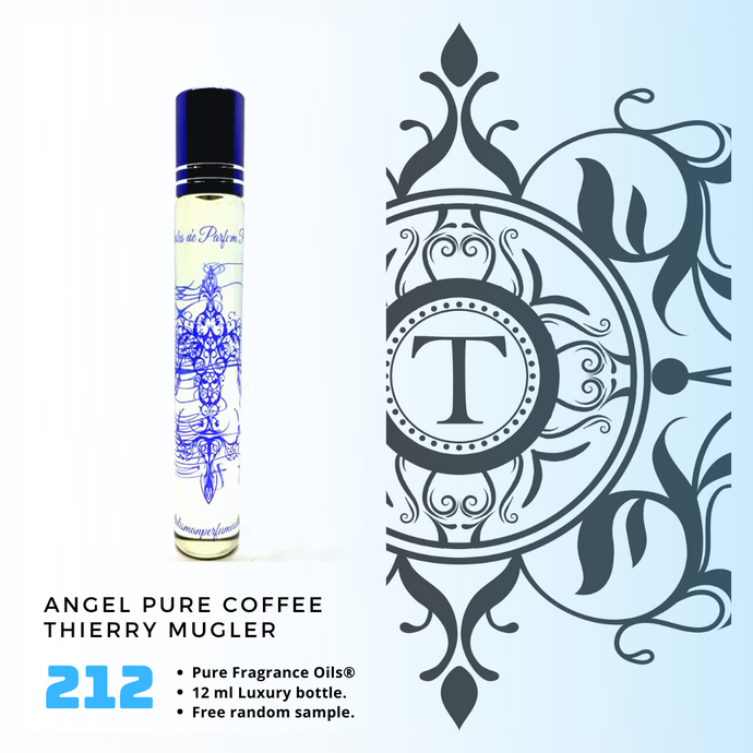 Angel Pure Coffee - TM - Him - Talisman Perfume Oils®