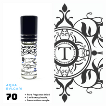 Load image into Gallery viewer, Aqua - BVL - Him - Talisman Perfume Oils®