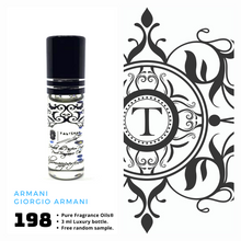 Load image into Gallery viewer, Armani - Him - Talisman Perfume Oils®