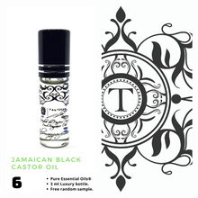 Load image into Gallery viewer, Jamaican Black Castor | Pure Essential Oils - ( E6 ) - Talisman Perfume Oils®