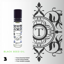 Load image into Gallery viewer, Black Seed | Pure Essential Oils - ( E3 ) - Talisman Perfume Oils®