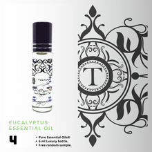 Load image into Gallery viewer, Eucalyptus | Pure Essential Oils - ( E4 ) - Talisman Perfume Oils®