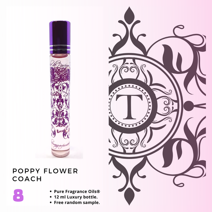 Poppy Flower | Fragrance Oil - Her - 8