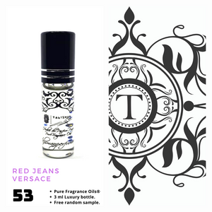 Red Jeans | Fragrance Oil - Her - 53