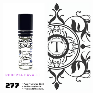Roberta Cavalli Inspired | Fragrance Oil - Her - 277