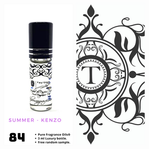 Summer | Fragrance Oil - Her - 84 - Talisman Perfume Oils®