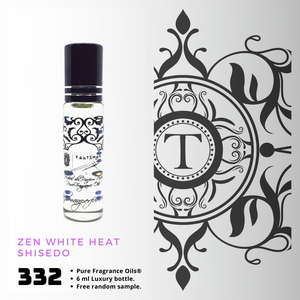 Zen White Heat | Fragrance Oil - Her - 332