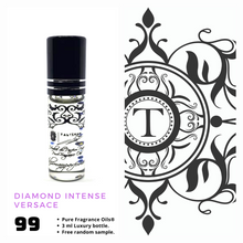 Load image into Gallery viewer, Diamond Intense | Fragrance Oil - Her - 99 - Talisman Perfume Oils®
