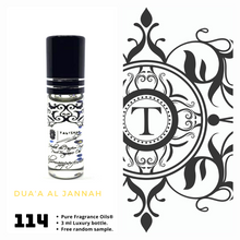 Load image into Gallery viewer, Dua'a Al Jannah | Fragrance Oil - Unisex - 114 - Talisman Perfume Oils®