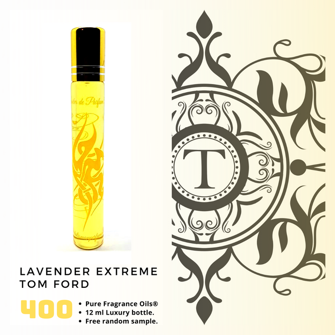 Lavender Extreme | Fragrance Oil - Him - 400