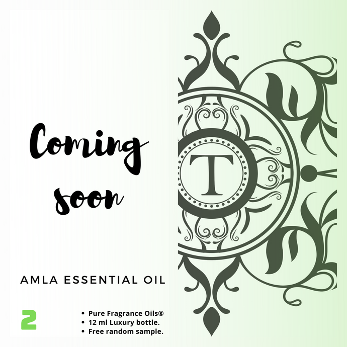 Amla Essential Oil - Talisman Perfume Oils®