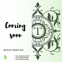 Load image into Gallery viewer, Black Seed Oil - Talisman Perfume Oils®