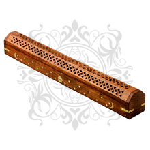 Load image into Gallery viewer, Hol Coffin Incense Holder