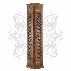 Jali Tall Incense Holder