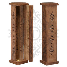 Load image into Gallery viewer, Tower Incense Holder - Oriental Style - Talisman Perfume Oils®