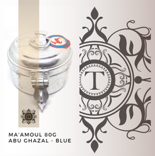 Load image into Gallery viewer, Ma'amoul Abu Ghazal Blue - 80G