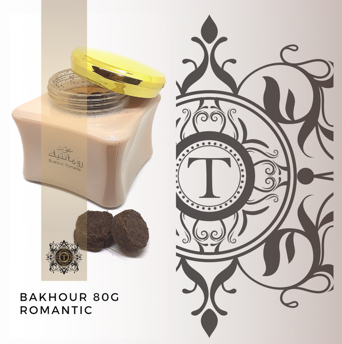 Bakhour Romantic - 80G