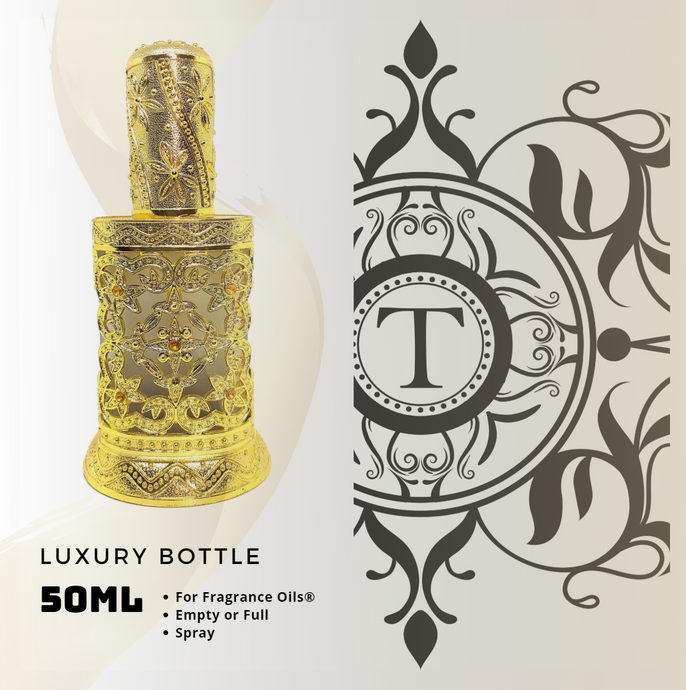 Royal Luxury Bottle ( R63 ) - Spray - 50ML