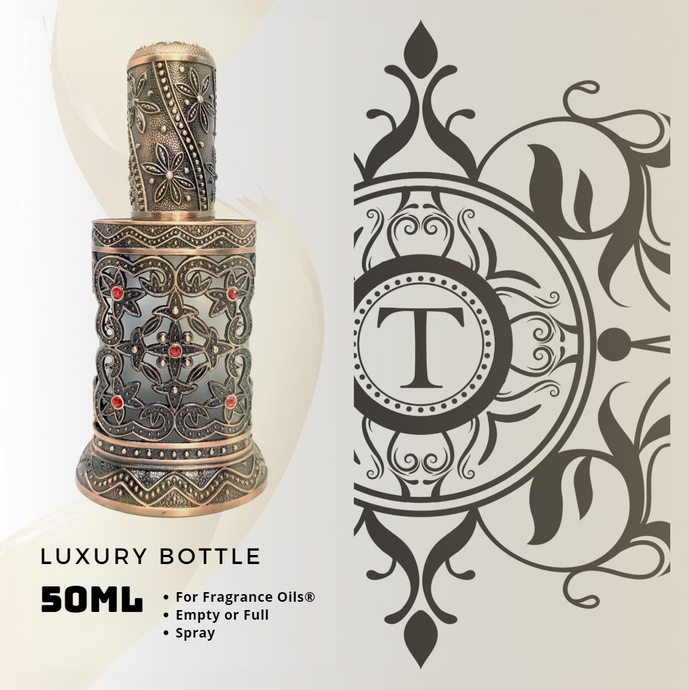 Royal Luxury Bottle ( R64 ) - Spray - 50ML
