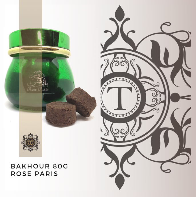 Bakhour Rose Paris - 80G