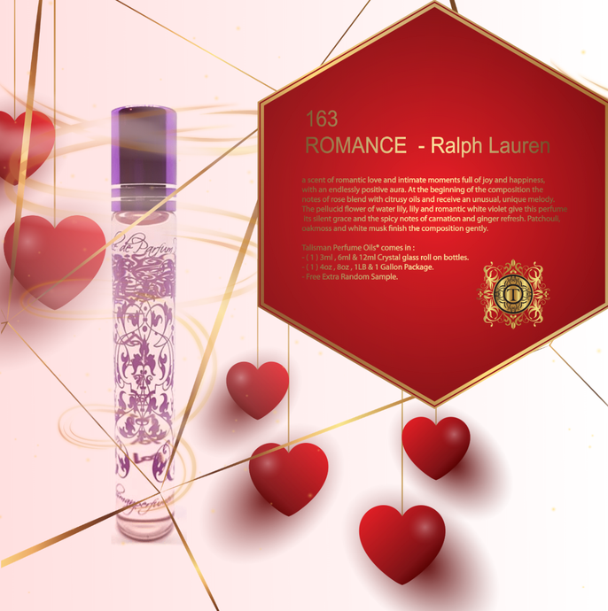 Romance | Fragrance Oil - Her - 163