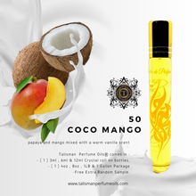 Load image into Gallery viewer, Coco Mango | Fragrance Oil - Unisex - 50