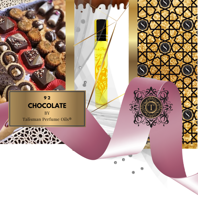 Chocolate - ( 92 ) - Talisman Perfume Oils®